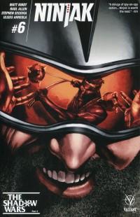 Ninjak V3 #6 CVR A
