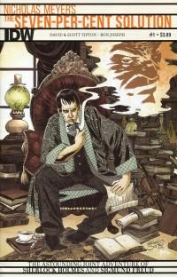 Sherlock Holmes 7 Per-Cent Solution #1