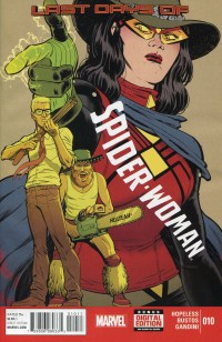 Spider-Woman V5 #10