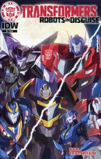 Transformers Animated Robots in Disguise #2