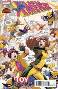 X-Men 92 #3 Nakayama Var  Secret Wars