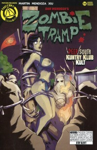 Zombie Tramp V3 #14 Risque Variant
