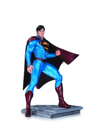 DC Statue Superman Man  of Steel by Cully Hamner