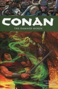 Conan HC V18 Damned Horde