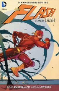 Flash TP New 52 V5  History Lessons