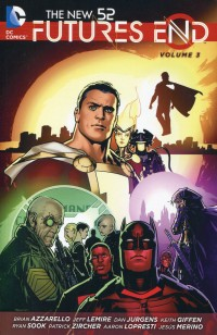 New 52 Futures End TP V3