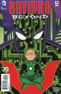 Batman Beyond V5 #4 Variant