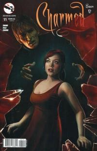 Charmed Season 10 #11 CVR A