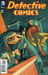 Detective Comics V2 #44 Green Lantern 75th CVR