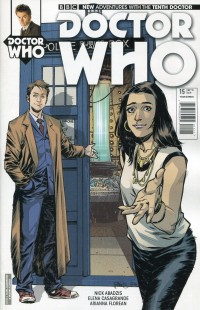 Dr Who 10th #15 CVR A