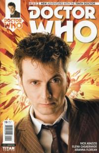 Dr Who 10th #15 CVR B