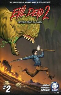 Evil Dead 2 #2 Beyond Dead by Dawn