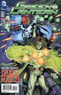 Green Lantern V5 #44