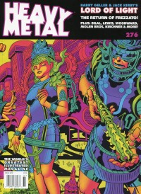 Heavy Metal 2015  #276