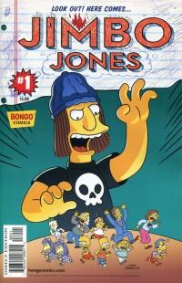 Jimbo Jones #1  One-Shot