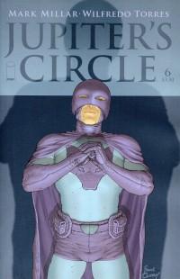 Jupiters Circle #6 CVR A