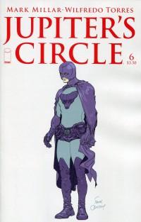 Jupiters Circle #6 CVR B