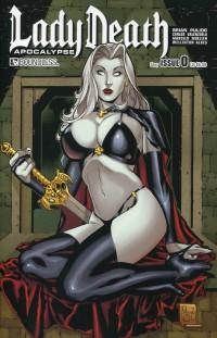 Lady Death Apocalypse #0  Sexy CVR