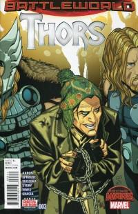 Thors #3  Secret Wars