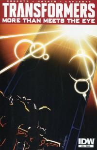 Transformers More Than  Meets the Eye #44 CVR A