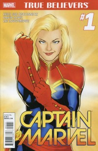 True Believers Captain  Marvel #1