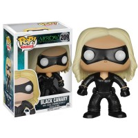 Funko Pop DC Arrow Black  Canary