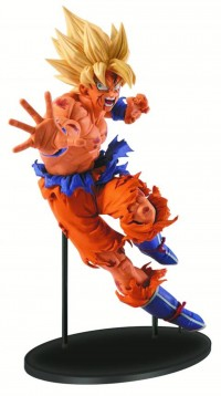 DBZ AF S-Culture Big  Budokai V1 Goku