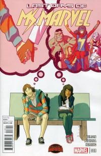 Ms Marvel V3 #18