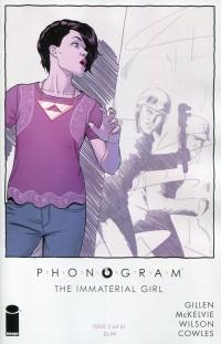 Phonogram V3 #2 The Immaterial Girl