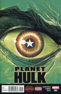 Planet Hulk (Secret Wars) #5