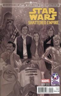 Journey Star Wars Fase #1 Retailer Summit 2015 Var