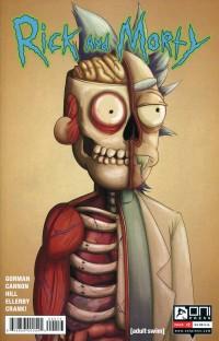 Rick and Morty #2 3rd Printing