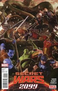 Secret Wars 2099 #5