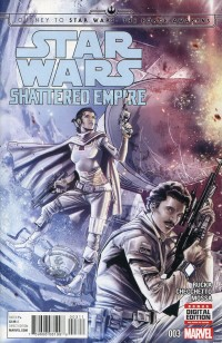 Star Wars Shattered Empire #3