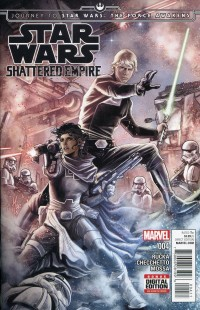 Star Wars Shattered Empire #4
