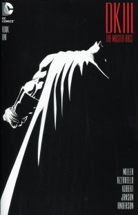 Batman Dark Knight III #1 Master Race