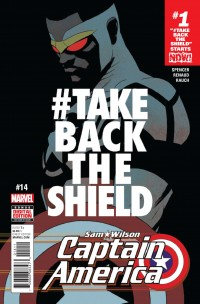 Captain America Sam Wilson #14