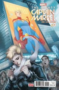 Mighty Captain Marvel #0