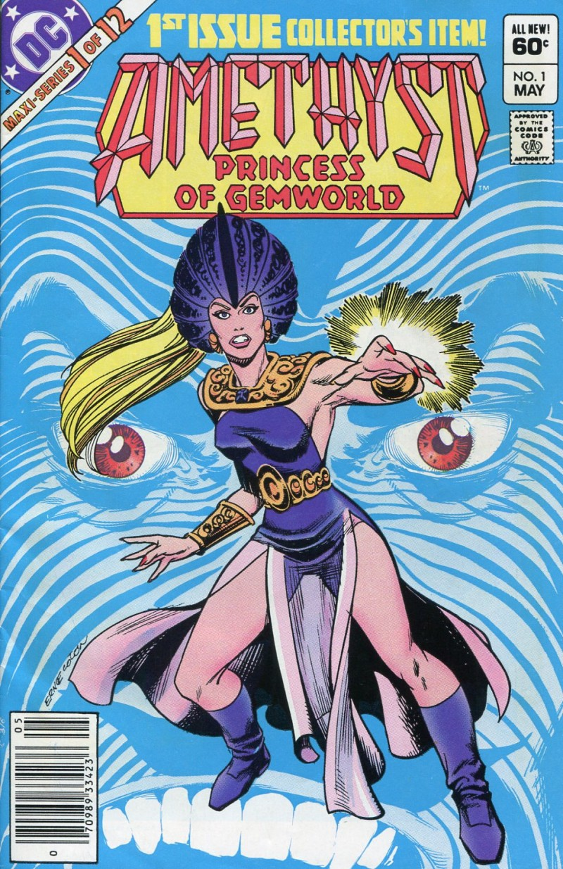 Amethyst Princess G #1  MS (of Gemworld) VG