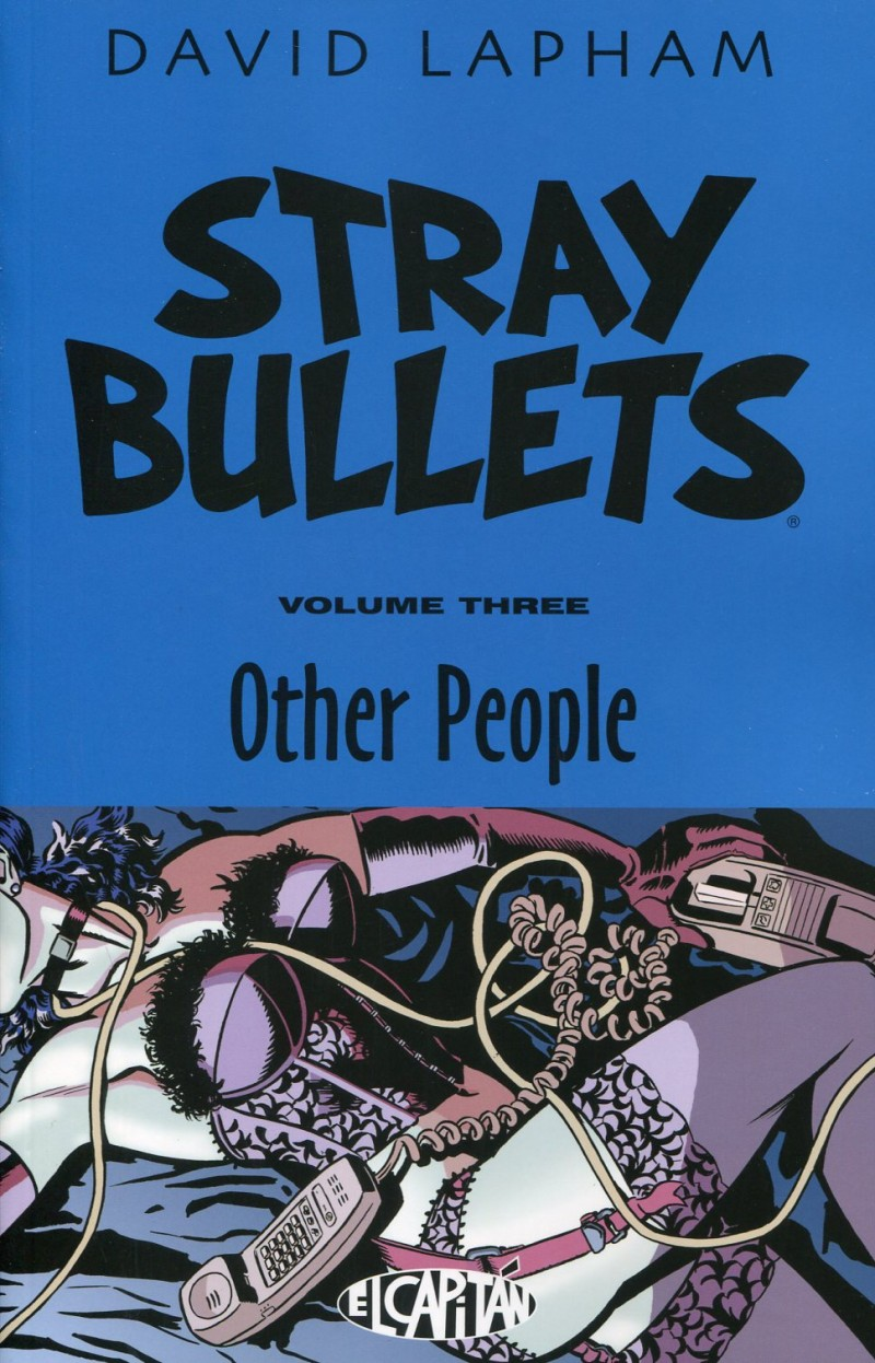 Stray Bullets TP V3 Other People