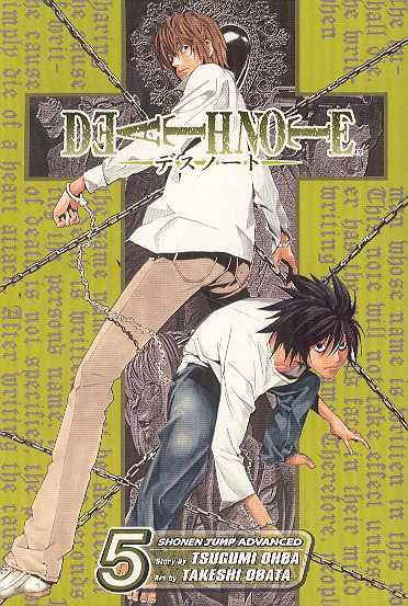 Death Note GN V5