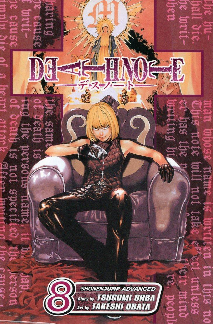 Death Note GN V8