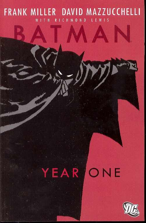 Batman TP Year One Deluxe SC