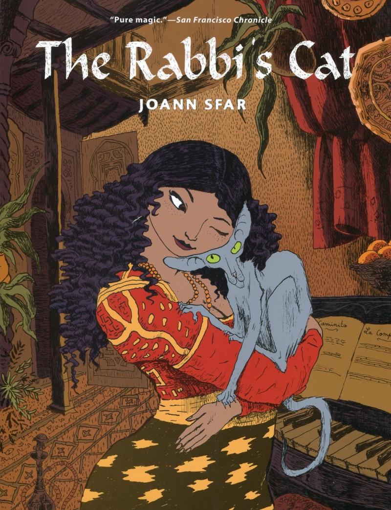 Rabbis Cat GN V1