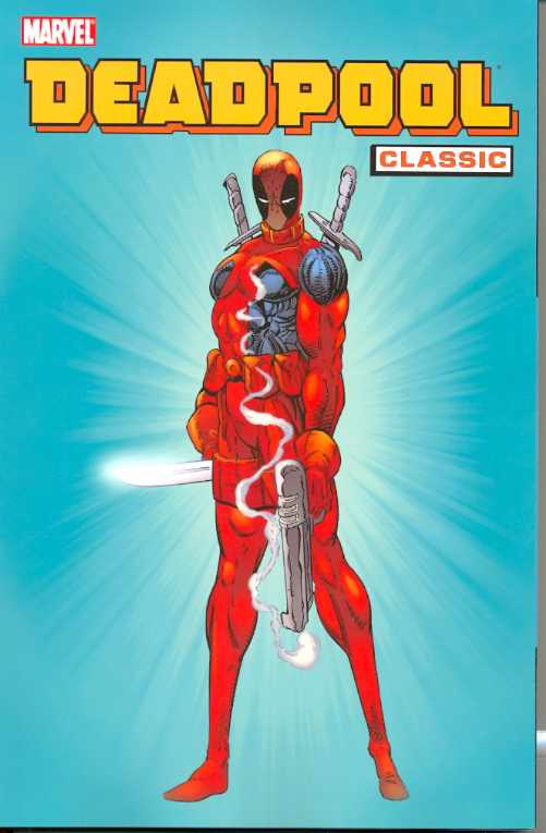 Deadpool TP Classic V1