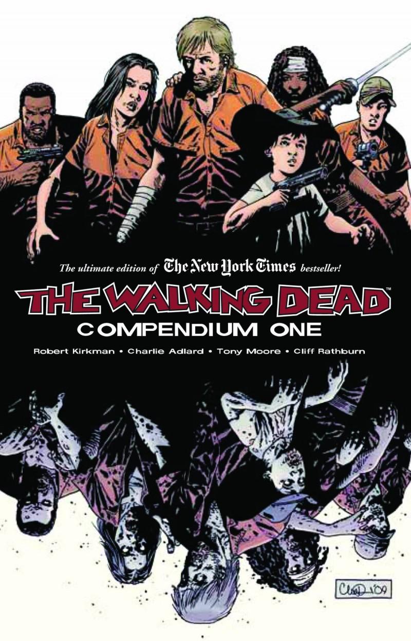 Walking Dead TP Compendium V1