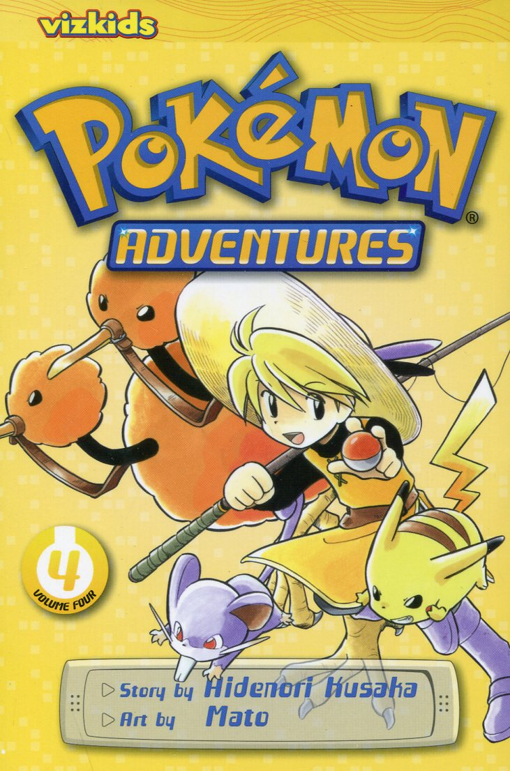 Pokemon GN Adventures V4  New Edition