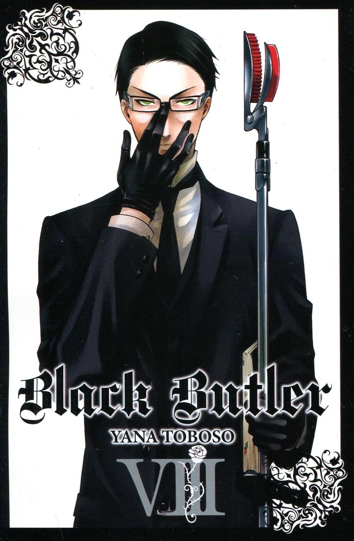 Black Butler GN V8