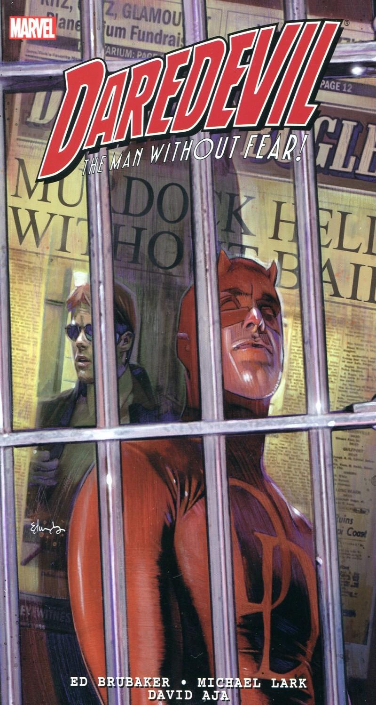 Daredevil TP Brubaker Ultimate Collection V1