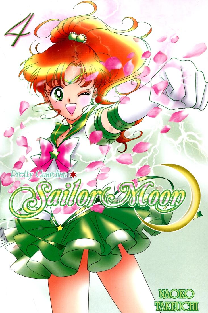 Sailor Moon GN Kodansha Edition V4